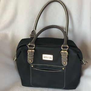 Kenneth Cole Reaction Leather Bag